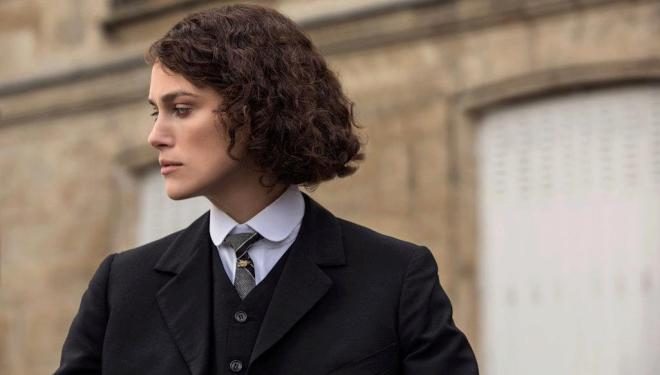 Keira Knightley in Colette