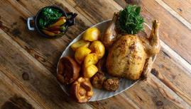 Definitive Sunday roast at Dan Doherty's The Royal Oak, Paddington