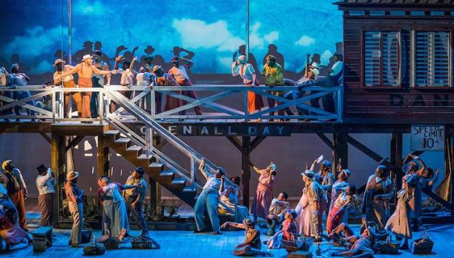 Porgy and Bess review , English National Opera