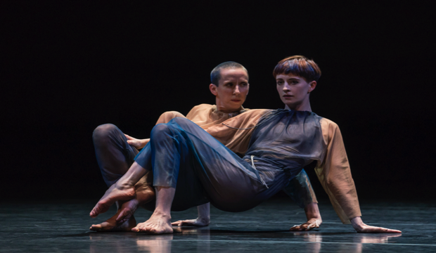 Sadler's Wells Reckonings, Julie Cunningham, photo Johan Persson