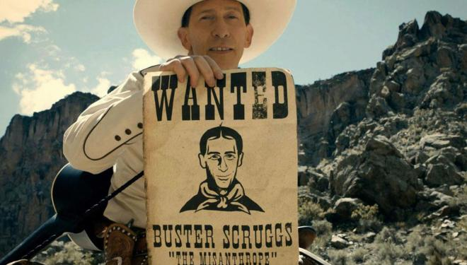 Tim Blake Nelson, Buster Scruggs and the search for a loveable misanthrope