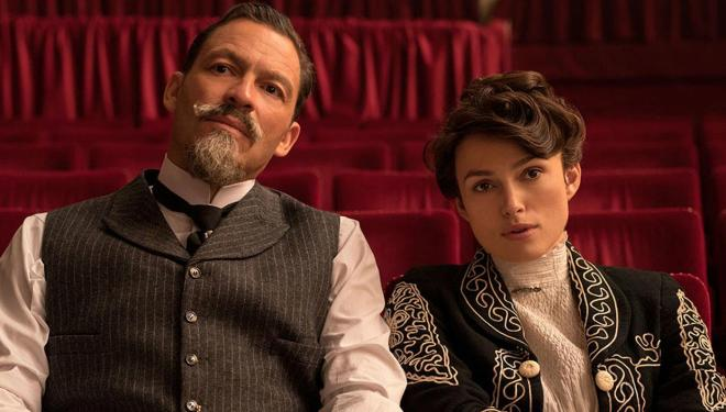 Keira Knightley and Dominic West shine in Colette at London Film Festival 2018