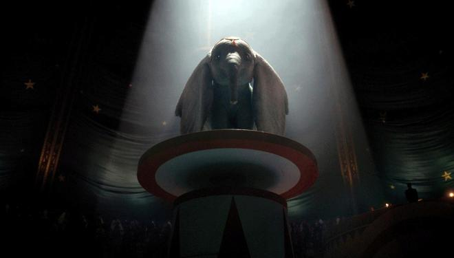 Tim Burton takes on a Disney classic with his upcoming version of Dumbo
