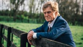 In The Old Man and the Gun, Robert Redford gets a romantic swansong