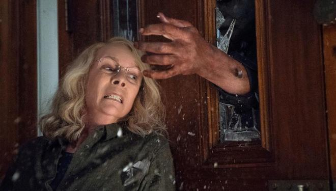 Jamie Lee Curtis is back for Halloween, 40 years later