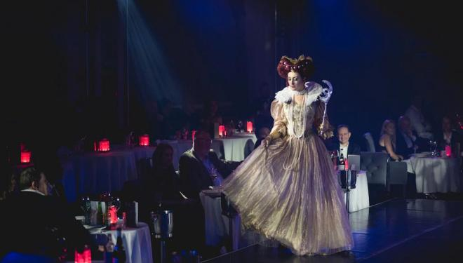 The Queen of Roses, London Cabaret Club