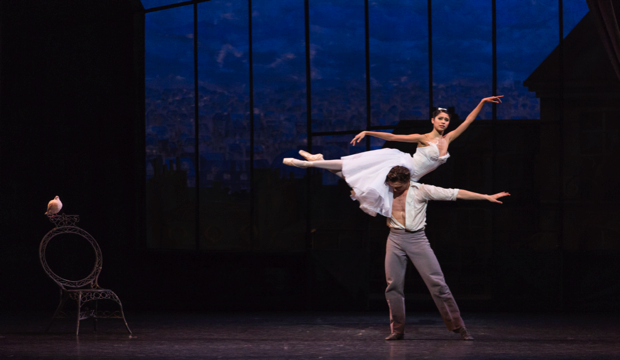 Royal Ballet School/The Two Pigeons, ROH
