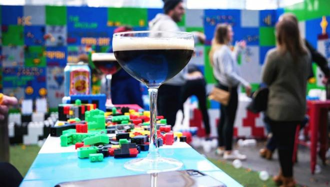 A Lego-themed bar is coming to Shoreditch
