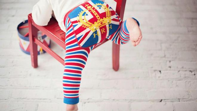 Royal baby must-haves, Blade & Rose HRH leggings