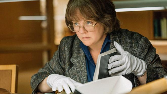 Melissa McCarthy deserves all the awards for her performance in Can You Ever Forgive Me?