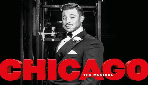 Blue singer Duncan James stars in Chicago