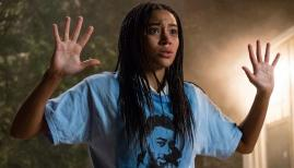 The Hate U Give: Amandla Stenberg fights injustice with raw power