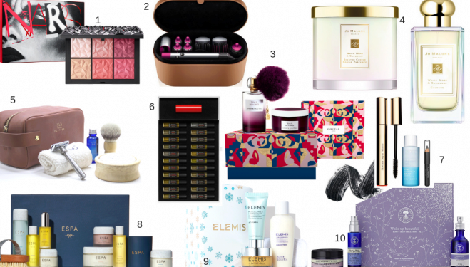 Christmas Gift Guide 2018: The luxury beauty edit