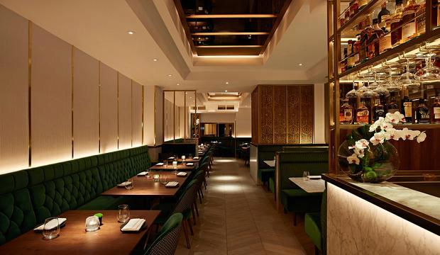 Indian Accent, Mayfair