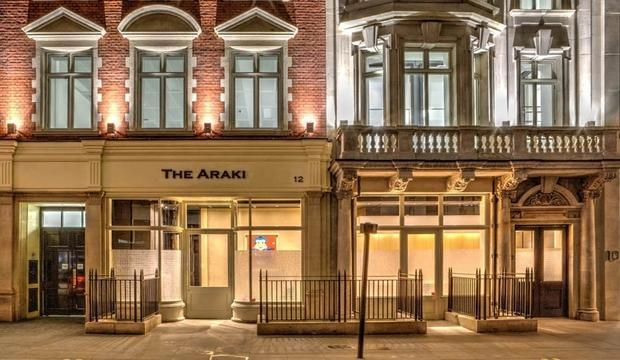 The Araki, Mayfair