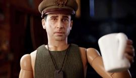 Steve Carell shrinks to size in Welcome to Marwen