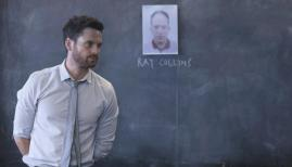 Tom Riley as DI Will Wagstaffe in Dark Heart