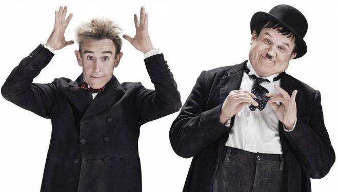 Steve Coogan and John C. Reilly: stars of Stan & Ollie