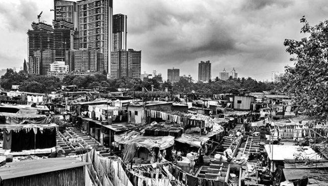 Mumbai by Mitul Kajaria, the winning entry in the Barbican's City Visions photography competititon