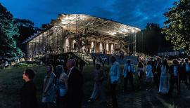 Garsington Opera has a magical theatre in parkland