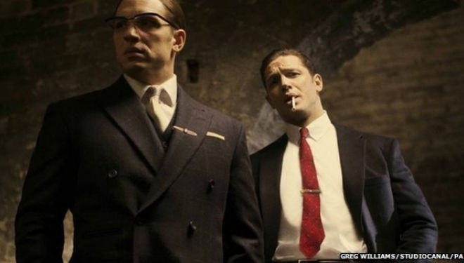 Legend review: film about the Kray Brothers, Tom Hardy [STAR:4]