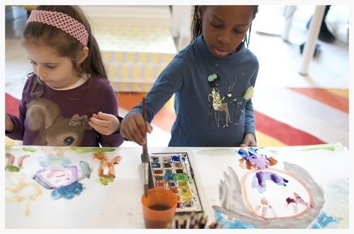 After-School Art Workshops, The Creative Arts Club
