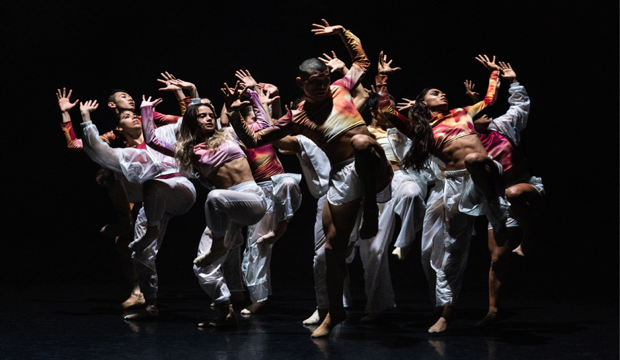 Rambert2, Sadler's Wells Review