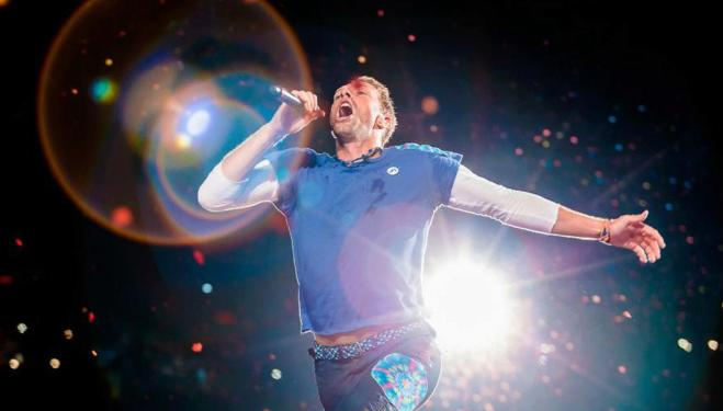 20 years of Coldplay in cinemas for one night only today