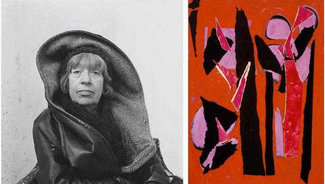 Lee Krasner gets a solo show