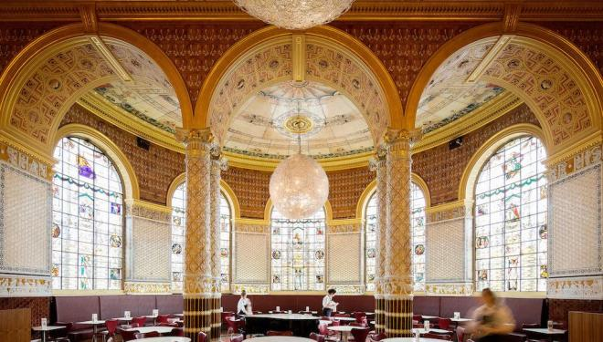 V&A reopens its splendid Cast Courts