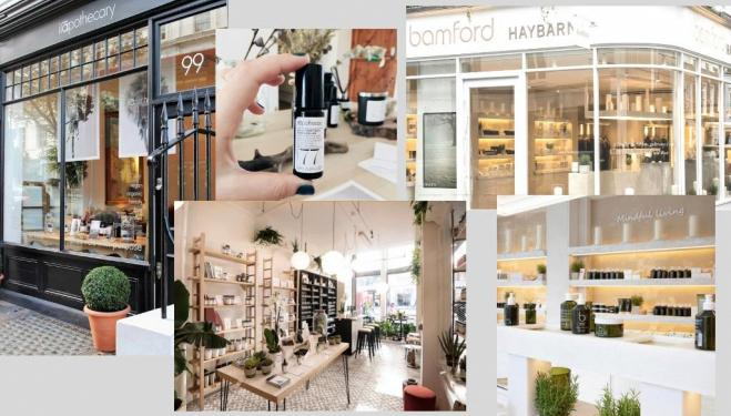 NEW WELLBEING STORES HAVE LANDED IN LONDON