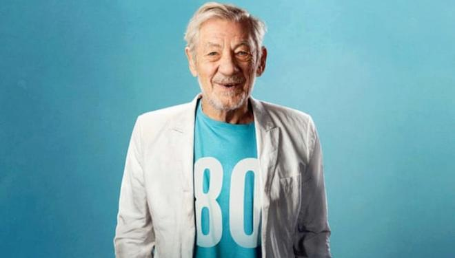 Ian McKellen On Stage