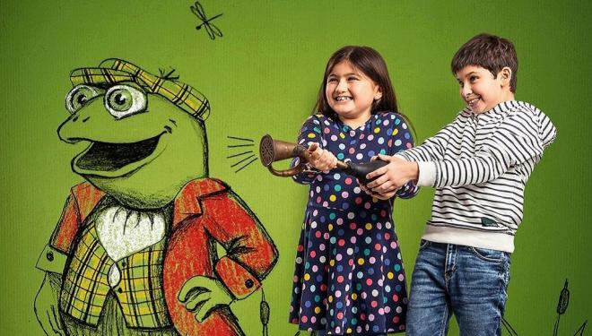 The Wind in the Willows returns to the stage
