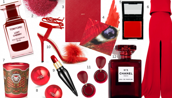 CW Shops: Seeing red