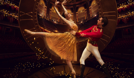 English National Ballet Cinderella in the round promotional image
