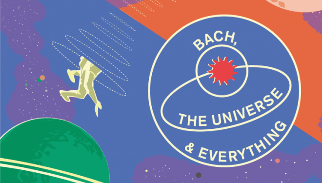 16 Dec: Bach, the Universe & Everything, Kings Place