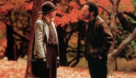 Cosy up with a classic: When Harry Met Sally is on Netflix now