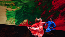 Mark Morris Dance Group/Silk Road Ensemble, Layla & Majnun (c) Susanna Millman