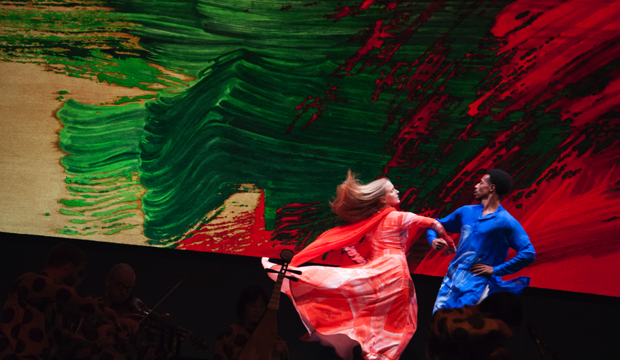 Layla and Majnun, Mark Morris' dance of lost love