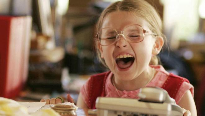 Abigail Breslin in Little Miss Sunshine