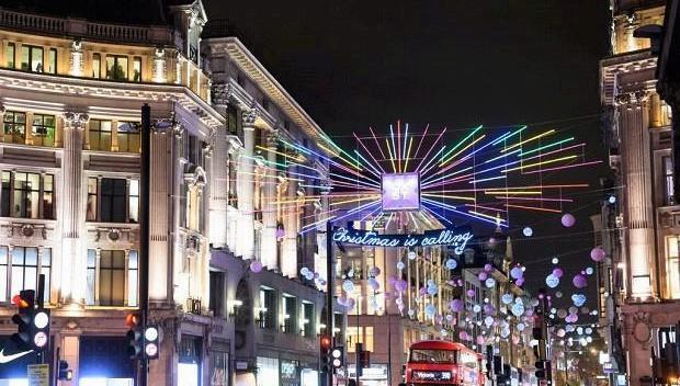 The best Christmas lights in London: 2018 edition