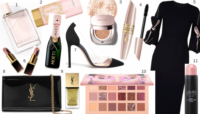 CW Shops: The Pretty Chic Party Edit