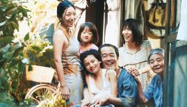 Shoplifters won everyone's heart in Cannes