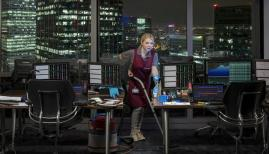 Sheridan Smith in Cleaning Up, ITV