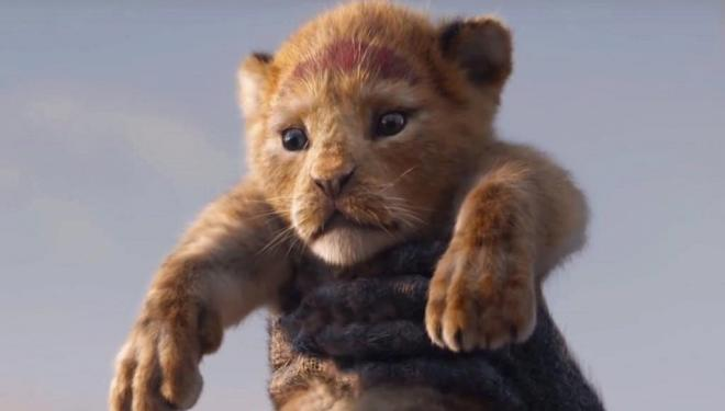 The Lion King 2019, Simba