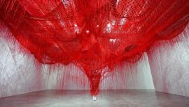 Chiharu Shiota: Me Somewhere Else, Blain/Southern London