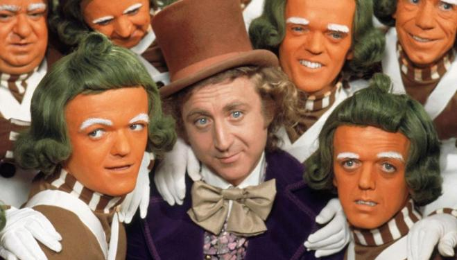 Willy Wonka and the Chocolate Factory will be getting the Netflix treatment