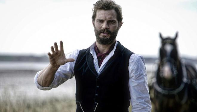 Jamie Dornan as Liam Ward in Death and Nightingales