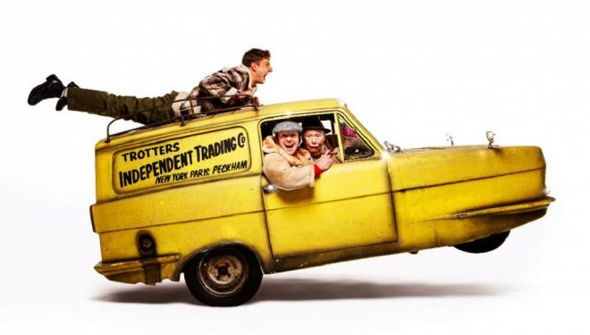 Only Fools and Horses: The Musical at Theatre Royal Haymarket