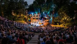 Evita, Regent's Park Open Air Theatre